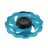 Yomaxer Fire Wheel Fidget Hand Spinner EDC Toy ADHD (YmxF5)