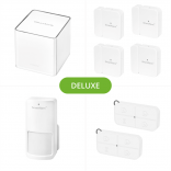 iSmartAlarm Home Security System - Deluxe Package