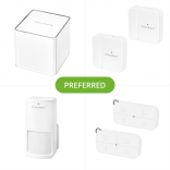 iSmartAlarm Home Security System - Preferred Package