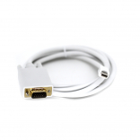 Кабель Mini DisplayPort (M)-VGA (M) 1.8м. (Белый)