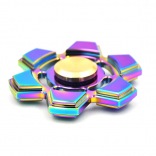 Six Multicolor Spinner