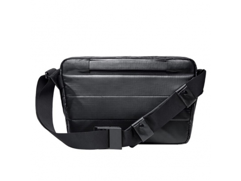 Сумка на плечо Xiaomi 90 Points Functional Messenger Bag (Черная) фото 2